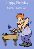 Snooker-Happy Birthday 1